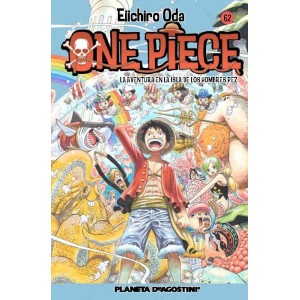 One Piece Nº 62