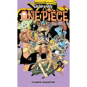 One Piece Nº 64
