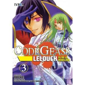 Code Geass: Lelouch, el de la Rebelión nº 03
