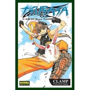 Tsubasa Character Guide vol.1