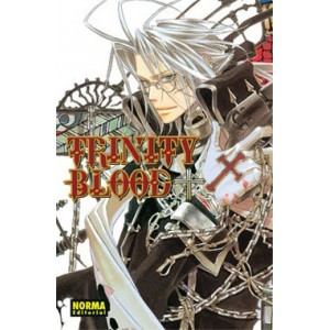 Trinity Blood Nº 01