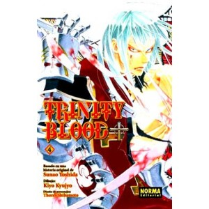 Trinity Blood Nº 04