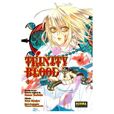Trinity Blood Nº 05