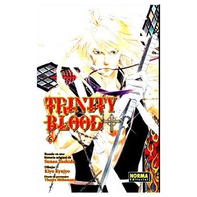 Trinity Blood Nº 06