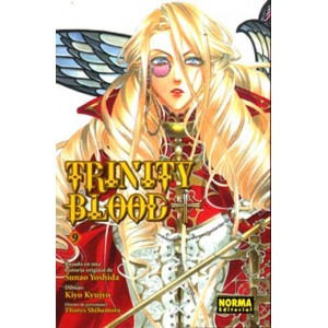 Trinity Blood Nº 09