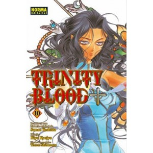 Trinity Blood Nº 10