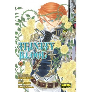 Trinity Blood Nº 13