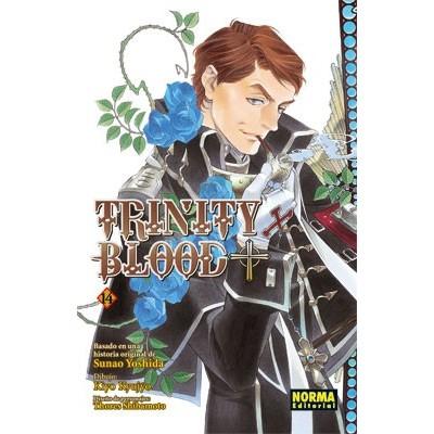 Trinity Blood Nº 14