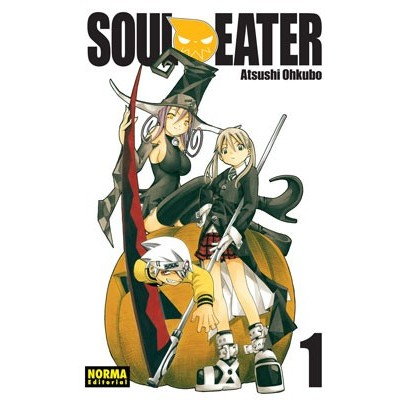 Soul Eater Nº 01