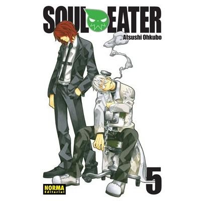 Soul Eater Nº 05