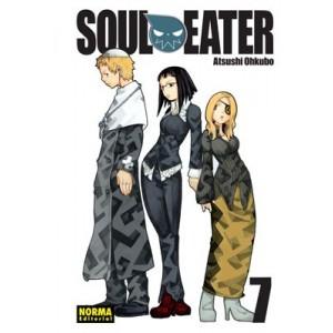 Soul Eater Nº 07