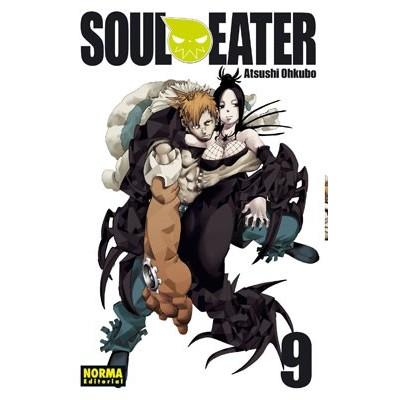 Soul Eater Nº 09