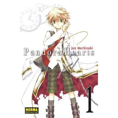 Pandora Hearts Nº 01