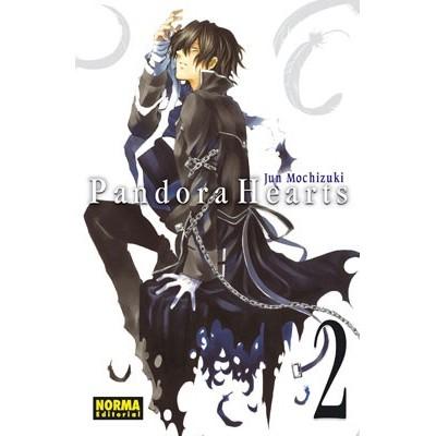 Pandora Hearts Nº 02