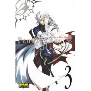 Pandora Hearts Nº 03