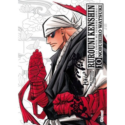 Rurouni Kenshin Integral Nº 10
