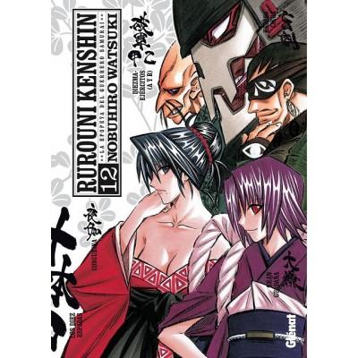 Rurouni Kenshin Integral Nº 12