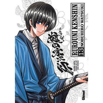 Rurouni Kenshin Integral Nº 13