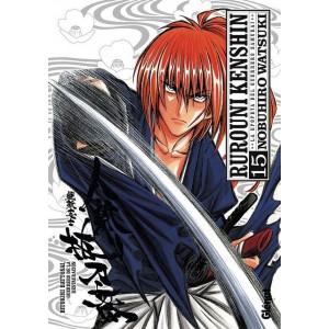 Rurouni Kenshin Integral Nº 15