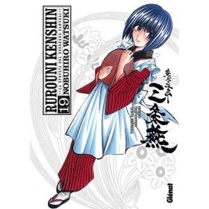 Rurouni Kenshin Integral Nº 19