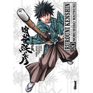 Rurouni Kenshin Integral Nº 20
