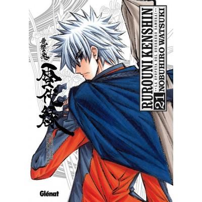 Rurouni Kenshin Integral Nº 21