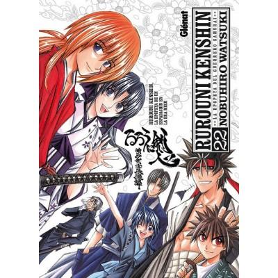 Rurouni Kenshin Integral Nº 22