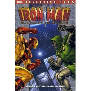100% Marvel: Iron Man - Legado de Muerte