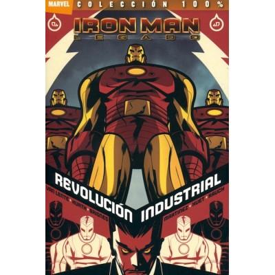 100% Marvel: Iron Man - Legado