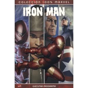 100% Marvel: Iron Man - Ejecutar Programa