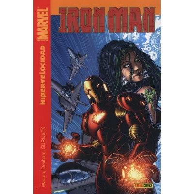 Marvel Deluxe: Iron Man - Director de Shield nº 02 Embrujado