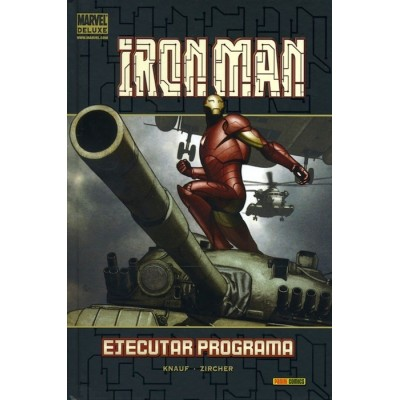 Marvel Deluxe: Iron Man - Civil War