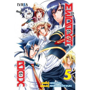 Medaka Box nº 04