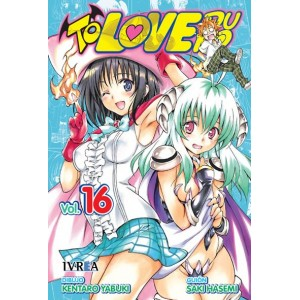 To-Love Ru Nº 15