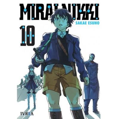 Mirai Nikki Nº 09