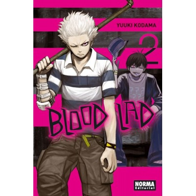 Blood Lad nº 01