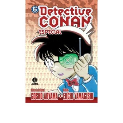 Detective Conan Especial Nº 06