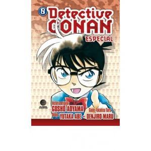 Detective Conan Especial Nº 08
