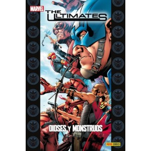 Coleccionable Ultimate 28 The Ultimates 3: Dioses y monstruos