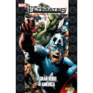 Coleccionable Ultimate 30 The Ultimates 4: El gran robo de América