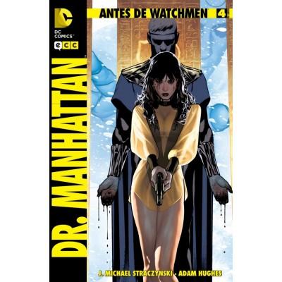 Antes de Watchmen - Dr. Manhattan nº 03