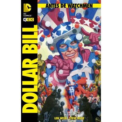 Antes de Watchmen - Dr. Manhattan nº 04