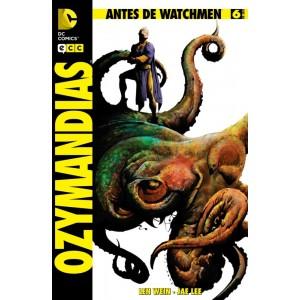 Antes de Watchmen - Ozymandias nº 06