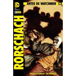 Antes de Watchmen - Rorschach nº 03