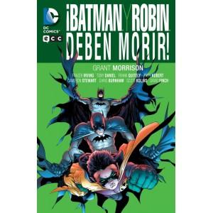 ¡Batman y Robin deben Morir!