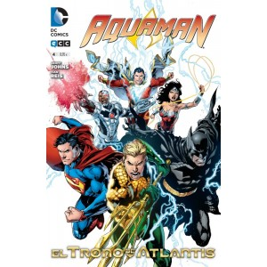 Aquaman nº 04