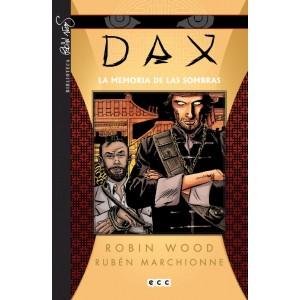 DAX nº 03: La Memoria de las sombras
