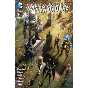 Liga de la Justicia Internacional nº 03