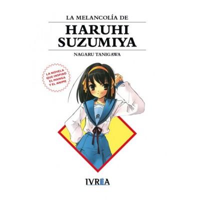 La Melancolia de Haruhi Suzumiya (NOVELA)