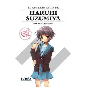 El Aburrimiento de Haruhi Suzumiya (Novela vol. 3)